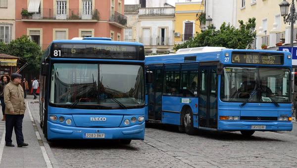 buses urbanos